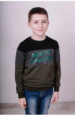 Свитшот для мальчиков модель 3011